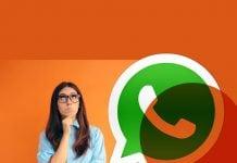WhatsApp bloqueados contactos