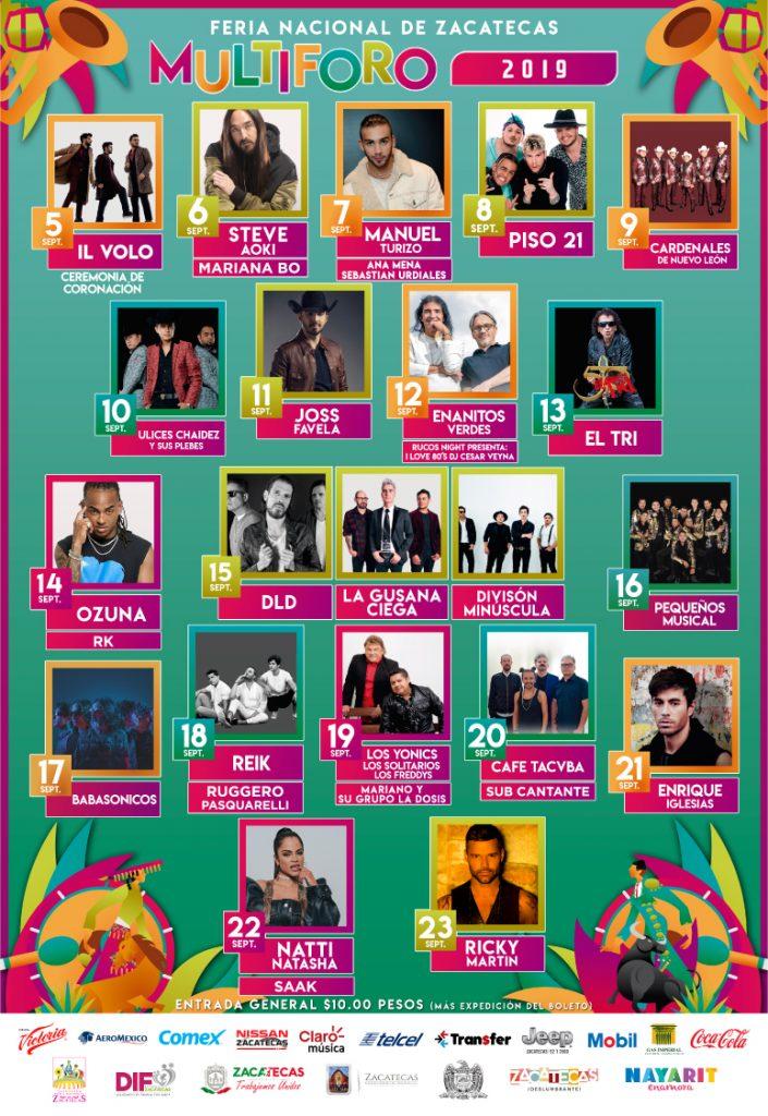 Feria de Zacatecas 2019