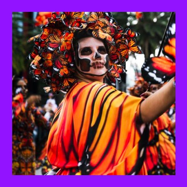 dia de muertos cdmx, Festival del Día de Muertos