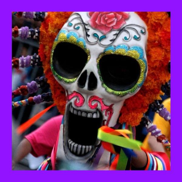 desfile dia de muertos, Festival del Día de Muertos