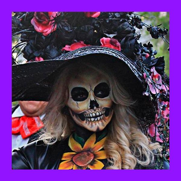 catrinas cdmx, Festival del Día de Muertos