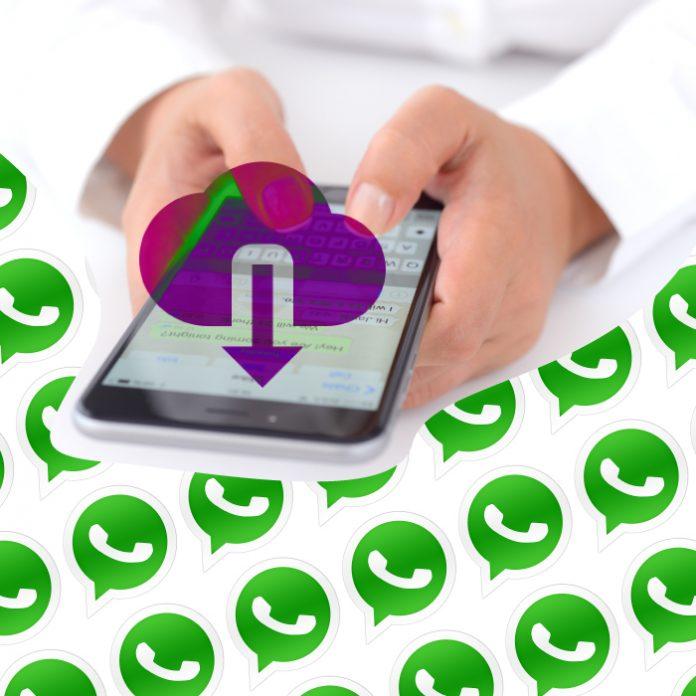 Exportar conversaciones WhatsApp