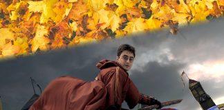 Escobas Harry Potter Tokio