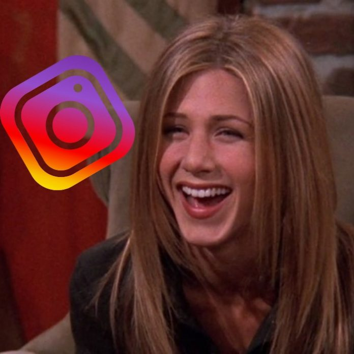 Jennifer Anniston récord Instagram