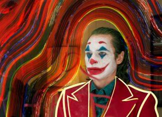 Detrás de cámaras Joker