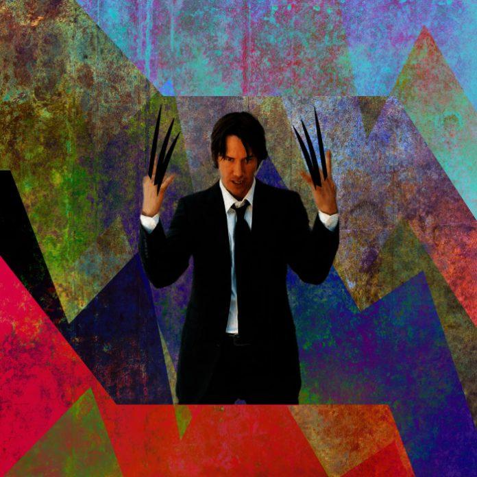 keanu Reeves como Wolverine