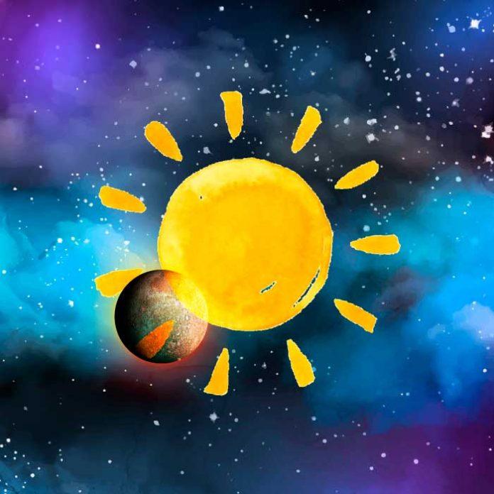 mercurio pasara frente al sol
