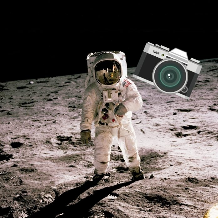 Selfie espacio Samsung