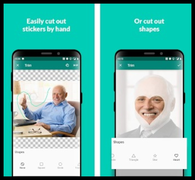 Apps para hacer stickers de WhatsApp