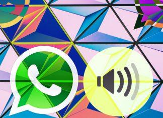 Audios WhatsApp iPhone