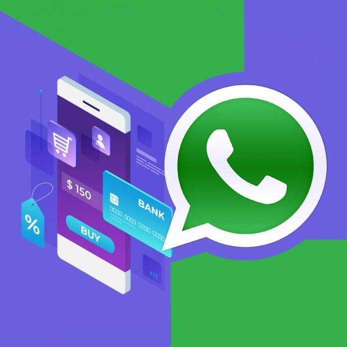 WhatsApp Pay nueva función