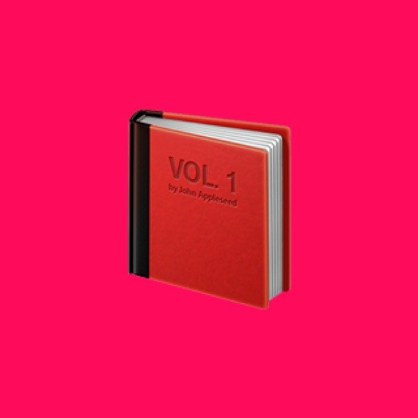 libro rojo emoji whatsapp