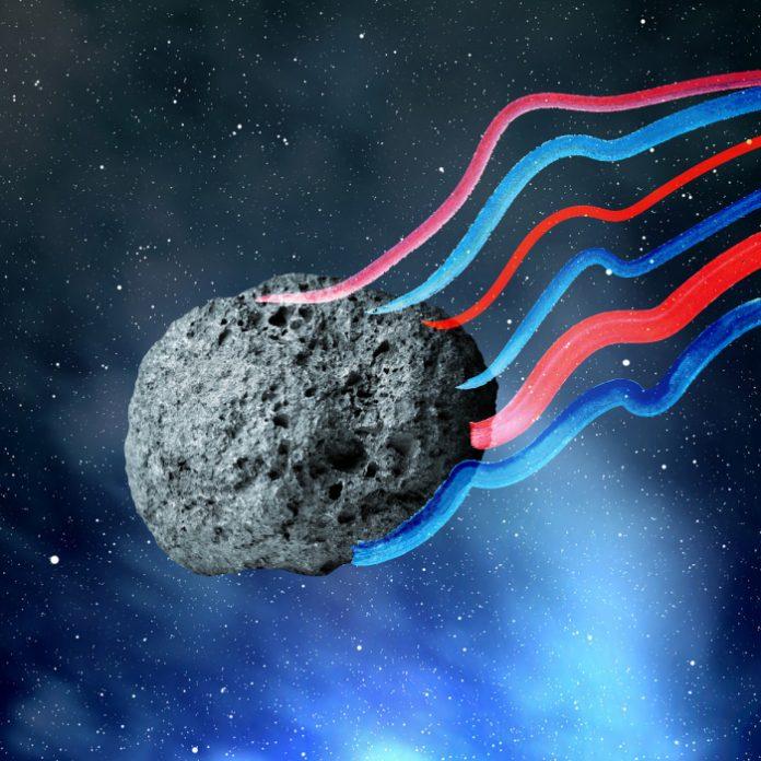 Asteroide Apophis 2069