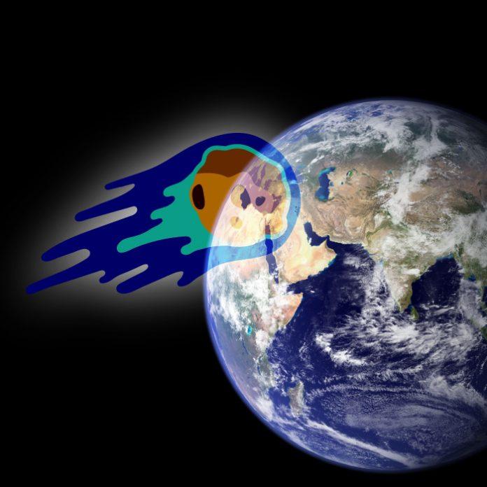 Asteroide pasó cerca de la Tierra NASA