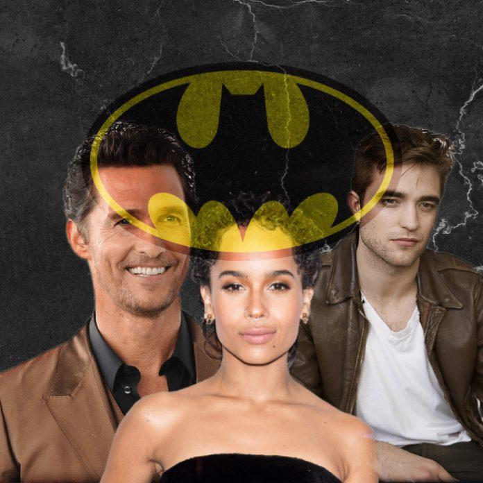 Elenco The Batman Matt Reeves