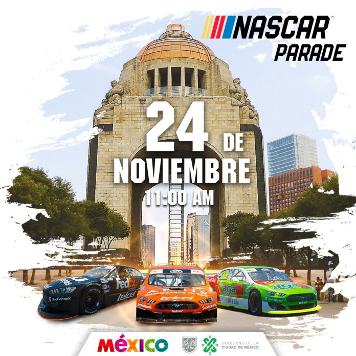 Nascar Parade 2019: autos, pilotos y todo lo que necesitas saberNascar Parade 2019: autos, pilotos y todo lo que necesitas saber