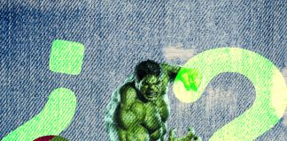 Pantalones indestructibles Hulk