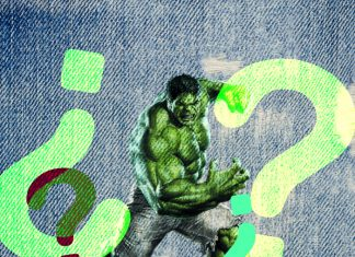 Pantalones indestructibles Hulk