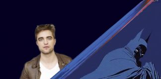Robert Pattinson traje Batman