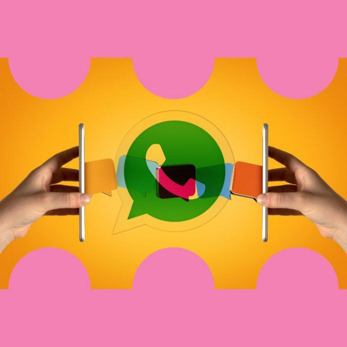 WhatsApp conectado en dos dispositivos diferentes