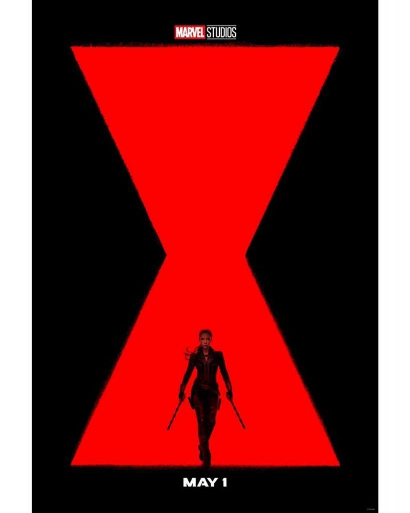 Black Widow tráiler póster oficial