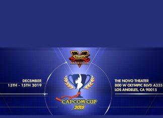 Capcom Cup 2019 de Street Fighter V