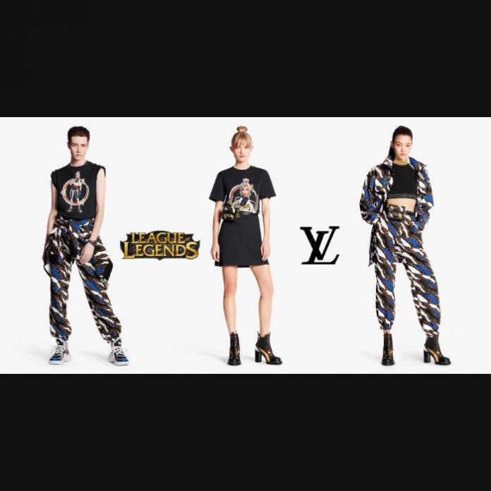 Louis Vuitton Muestra Su Línea de Ropa de League of Legends
