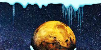 NASA descubre agua en Marte