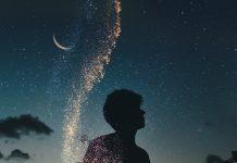 Lluvia de estrellas diciembre