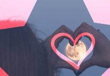 luna llena fria la ultima del 2019