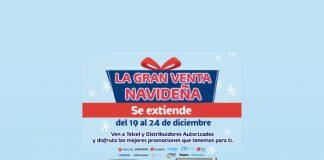 ¡Aprovecha que la Gran Venta Telcel continúa hasta el 24 de diciembre!