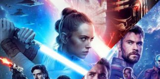 Star Wars: El Ascenso de SkyWalker Avengers.: Endgame