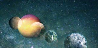 5 planetas alineados
