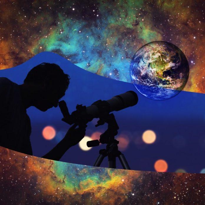 joven de 17 años descubre un planeta