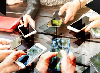 Teléfonos sin modo oscuro WhatsApp