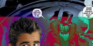 The Batman Colin Farrell Pingüino