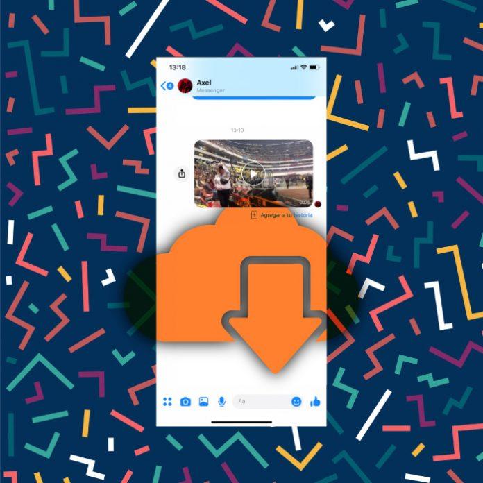 Facebook Messenger videos