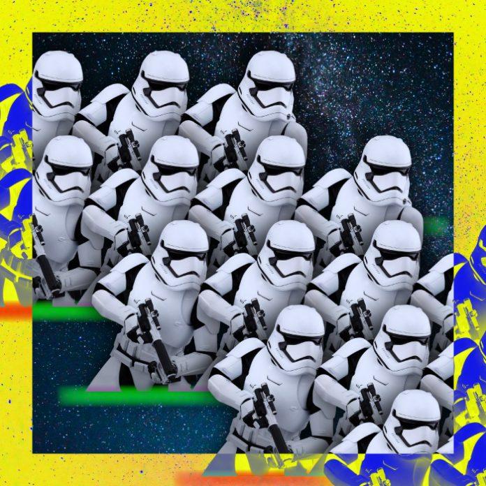 desfile star wars