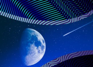 Fotos lado oculto de la Luna