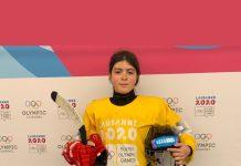 medallista mexicana olimpica-invierno
