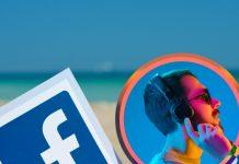 Facebook música