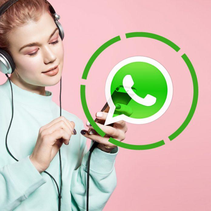 estados WhatsApp música