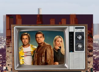 Quentin Tarantino serie Había una vez en... Hollywood
