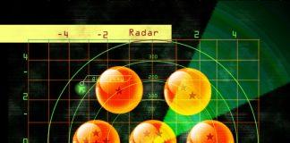 Radar las esferas del dragón Dragon Ball