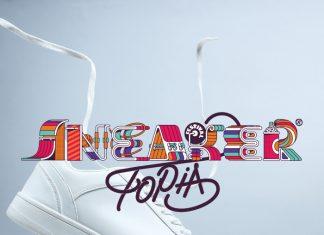 ¡Llega SneakerTopia! El festival urbano con música, sneakers, arte y más