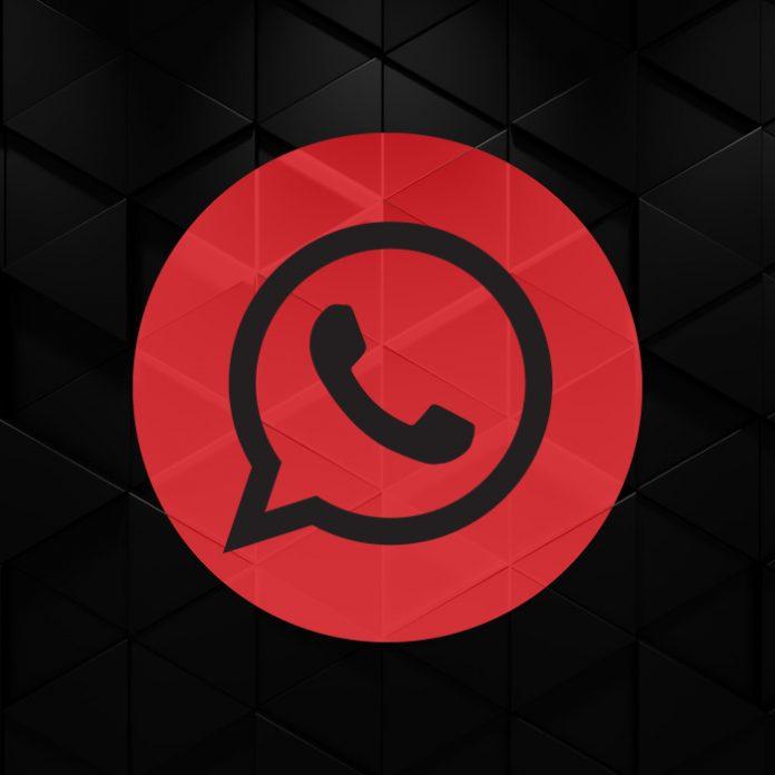 WhatsApp modo oscuro