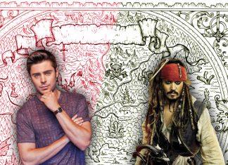 Zac Efron nuevo Jack Sparrow