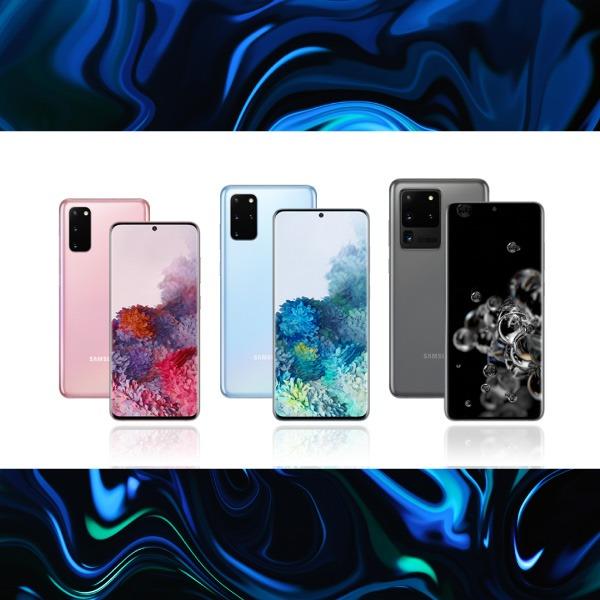 Galaxy S20, Galaxy S20+ y Galaxy S20 Ultra