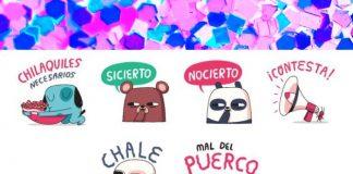 stickers pictoline whatsapp