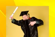 Abuelito graduado